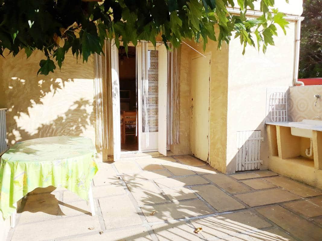 Pigassou Immobilier Galerie - T2 A 50m DE LA PLAGE