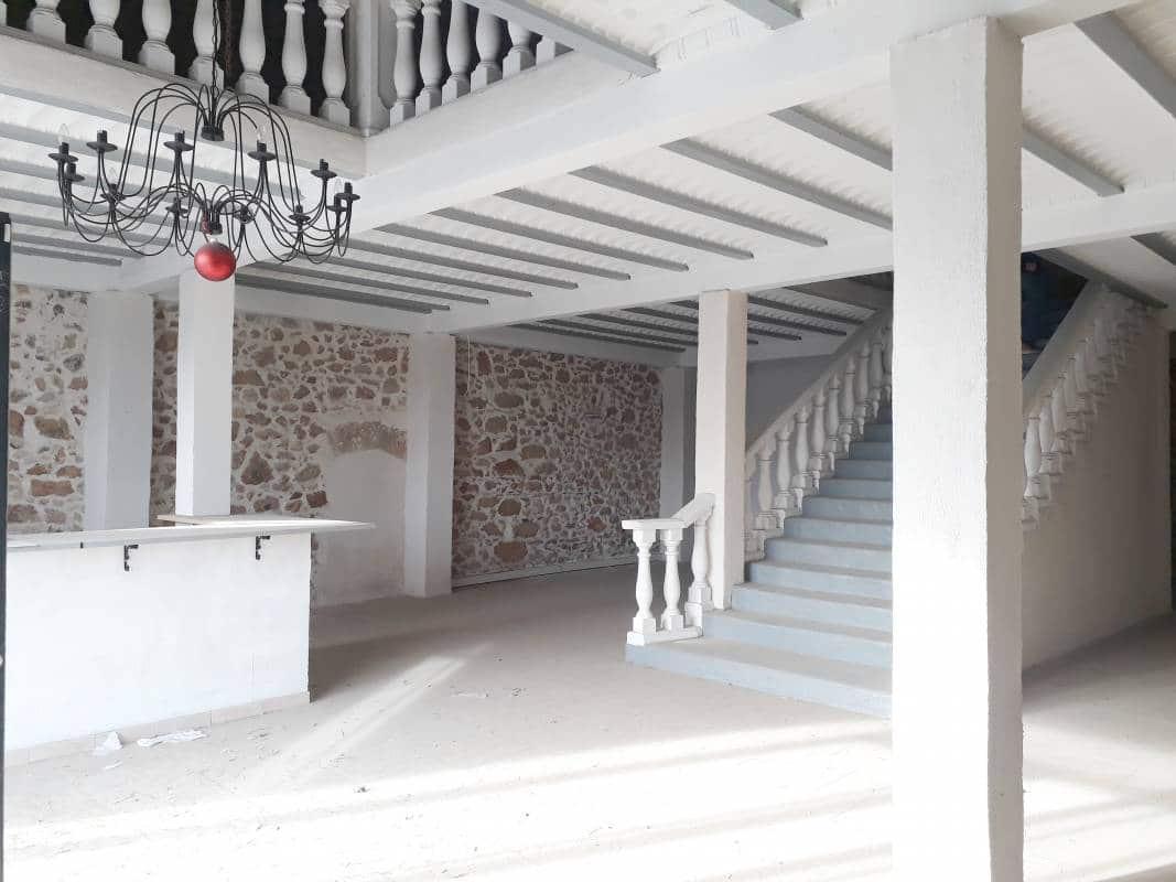 Pigassou Immobilier Galerie - LOCAL COMMERCIAL 258m²