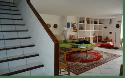 Pigassou Immobilier Galerie - SPACIEUX DUPLEX SUR LE PORT
