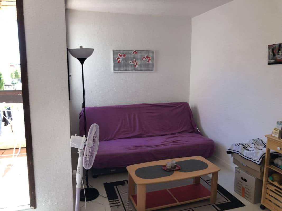 Pigassou Immobilier Galerie - GRUISSAN PORT STUDIO CABINE AVEC PARKING
