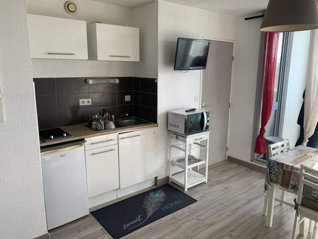 Pigassou Immobilier - APPARTEMENT A 2 PAS DE LA PLAGE