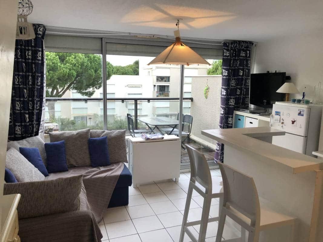Pigassou Immobilier - DUPLEX RESIDENCE CALME ARBOREE