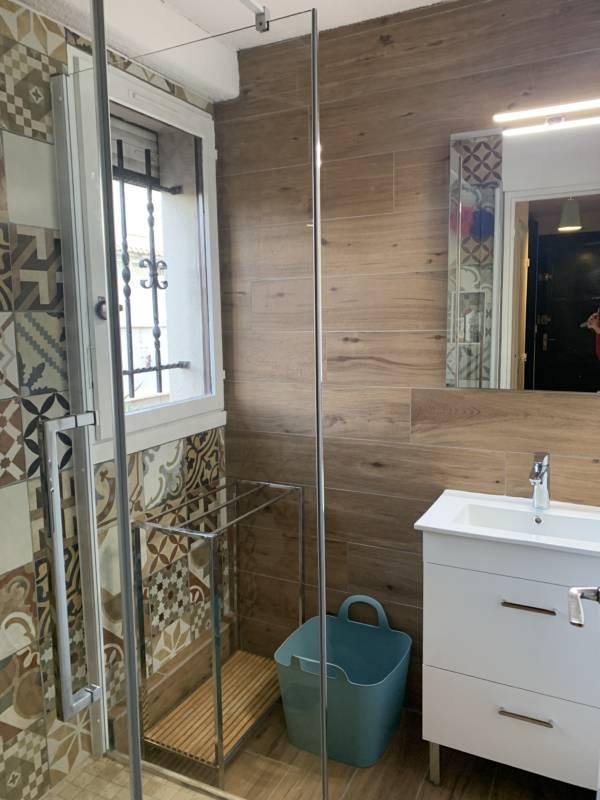 Pigassou Immobilier Galerie - EXCUSIVITE – T2 Cabine rénové secteur grazel vue piscine
