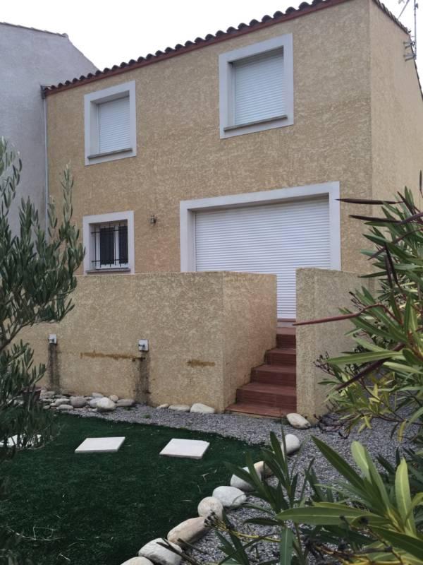 Pigassou Immobilier - NARBONNE – REVEILLON – VILLA T4 SUR TERRAIN PISCINABLE