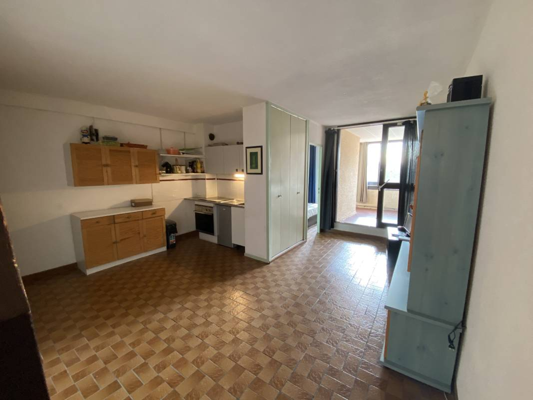 Pigassou Immobilier Galerie - DUPLEX VUE DEGAGEE RESIDENCE AVEC PISCINE