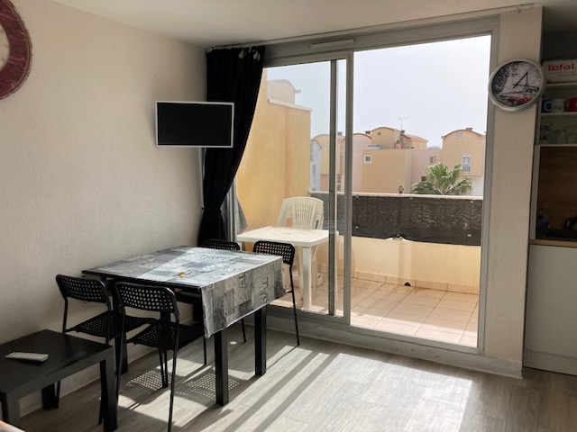 Pigassou Immobilier - APPARTEMENT 2 CABINES – 4 couchages