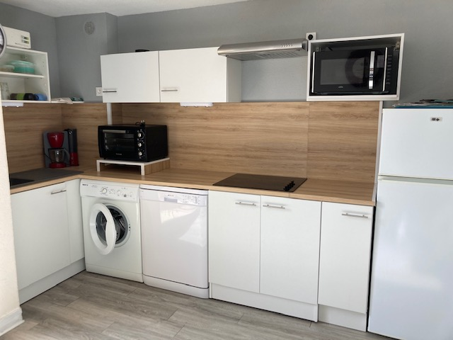 Pigassou Immobilier Galerie - APPARTEMENT 2 CABINES – 4 couchages