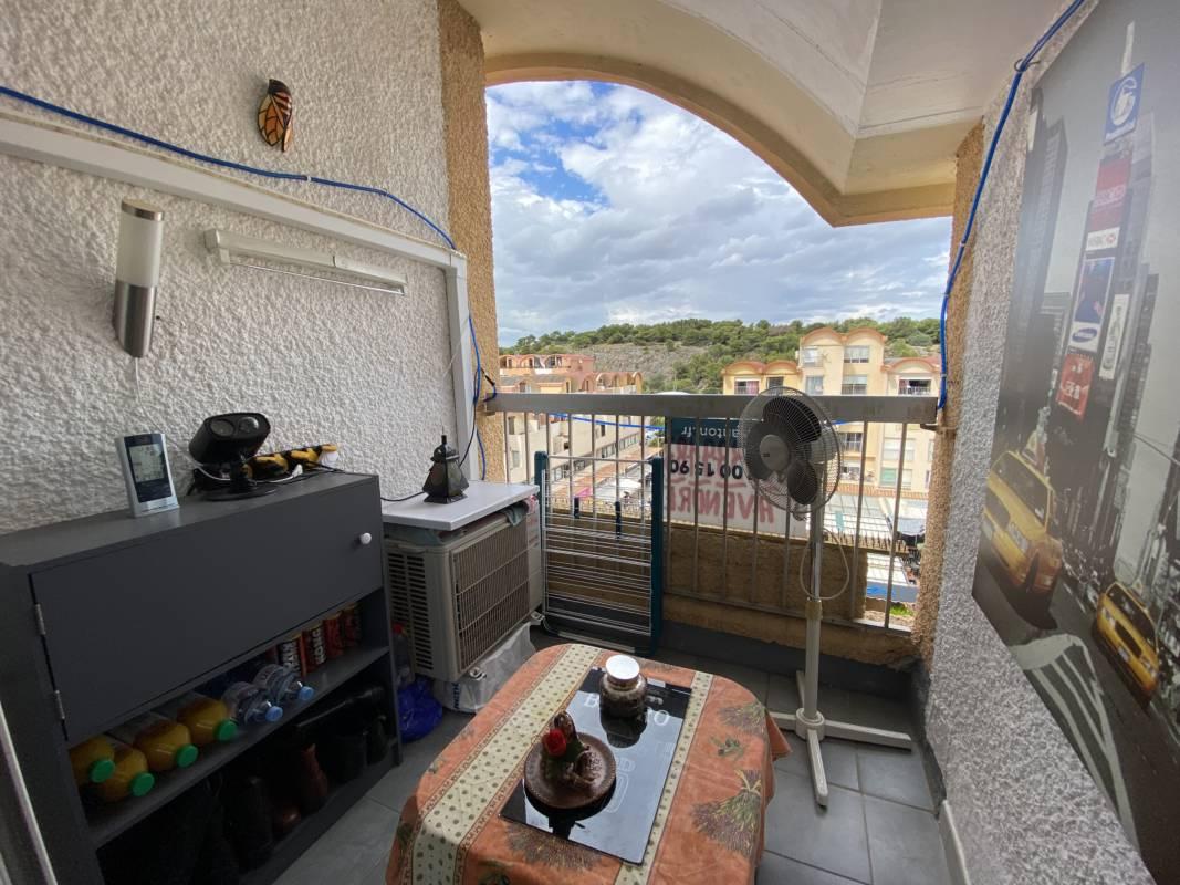 Pigassou Immobilier Galerie - APPARTEMENT SOUS VOUTAINS SUR LE PORT DE GRUISSAN